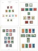 Allemagne de l'Ouest - Collection - 1954-83