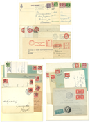 Danemark - Lot - Env. 1940-90