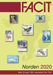 FACIT - Nordic countries 2020 - Stamp catalogue