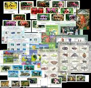 Îles Cook - Paquet de timbres – Neuf