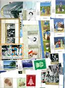Salomonøerne, Tokelau - Frimærkepakke - Postfrisk