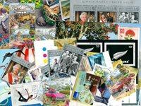 Australie, Nouvelle-Zélande - Paquet de timbres - Neuf