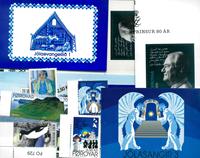 Îles Féroé - Paquet de timbres – Neuf