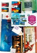 Frankrig/Fransk Andorra - Frimærkepakke - Postfrisk