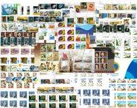 Grèce - Paquet de timbres - Neuf