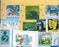 Moldavien - Frimærkepakke - Postfrisk