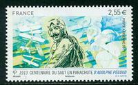 Frankrig - YT PA76 - Postfrisk