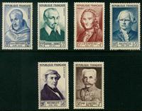 Frankrig - YT 945-950 Postfrisk
