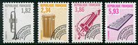 Frankrig - Forudannulleret YT 228-231 - Postfrisk