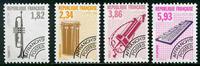 France - Préob. YT 228-231 - Neuf