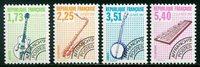 Frankrig - Forudannulleret YT 224-227 - Postfrisk