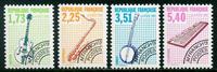 France - Préob. YT 224-227 - Neuf