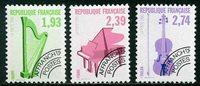 Frankrig - Forudannulleret YT 210-212 - Postfrisk