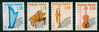 France - Préob. YT 202-205 - Neuf