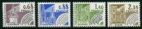 France - Préob. YT 162-165 - Neuf