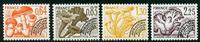 France - Préob. YT 158-161 - Neuf