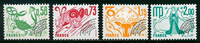 France - Préob. YT 150-153 - Neuf