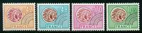 France - Préob. YT 134-137 - Neuf