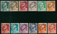 France - Préo. YT 94-104 - Neuf