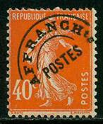 France - Préob. YT 64 - Neuf
