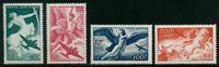 Frankrig - YT PA16-19 - Postfrisk