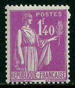 Frankrig - YT 371 - Ubrugt