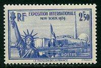 Frankrig - YT 458 - Postfrisk