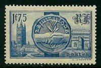Frankrig - YT 400 - Postfrisk