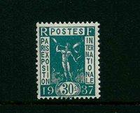 Frankrig - YT 323 - Postfrisk