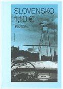 Slovakiet - Europa 2018 Broer - Postfrisk frimærke