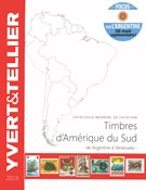 Yvert & Tellier - South America 2019 - Stamp catalogue
