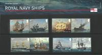 Gran Bretaña - Armada Real - Pack presentación