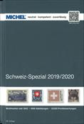 MICHEL - Switzerland, Specialized 2019/2020 - Stamp catalogue