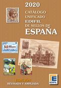 Edifil katalog - Spanien 2020
