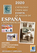 EDIFIL - Catalogo Spagna e Colonie 2020