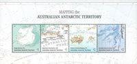 Antarctique Australien - Cartes - Bloc-feuillet neuf