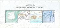 Antártico Australiano - Mapas - Hoja bloque nuevo