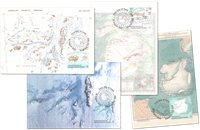 Antarctique Australien - Cartes - Cartes Maximum