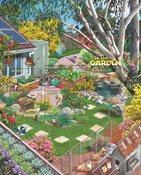 Australie - Le jardin - Bloc-feuillet neuf