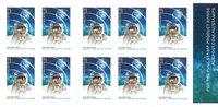 Australien - Månelanding Astronaut - Postfrisk hæfte