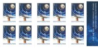 Australien - Månelanding Parkes teleskopet - Postfrisk hæfte