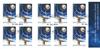 Australie - Alunissage téléscope Parkes - Carnet oblitéré