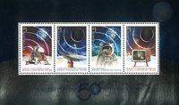 Australien - Månelandingen - Postfrisk miniark