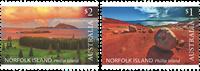 Norfolk Island - Philip Island - Postituoreena (2)