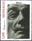 Monaco - Exposition Dali - Timbre neuf