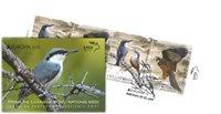 Grækenland - Europa Fugle - Stemplet frimærkehæfte