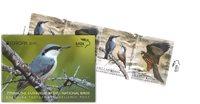 Grækenland - Europa fugle - Postfrisk hæftesammentryk