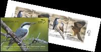 Grèce - EUROPA 2019 Oiseaux - Carnet neuf