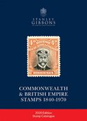 Stanley Gibbons frimærkekatalog - Commonwealth and   British Empire 2020