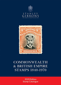 Stanley Gibbons frimærkekatalog - Commonwealth and  British Empire 2020